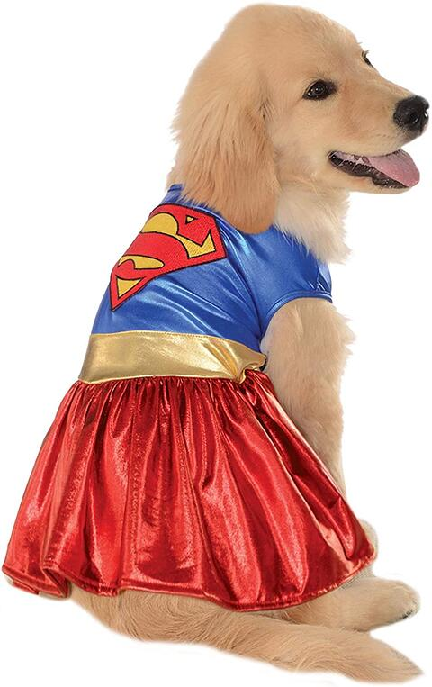 #3 Dog Super Halloween costume