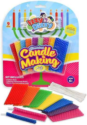 #7 Candle Making