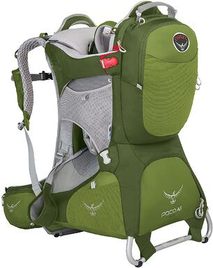 14. Osprey Poco AG Plus Child Carrier
