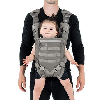 17. Mission Critical S.01 Action Baby Carrier