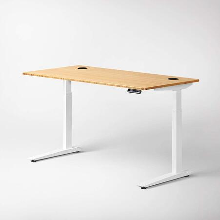 Desk #1 Jarvis Bamboo Standing