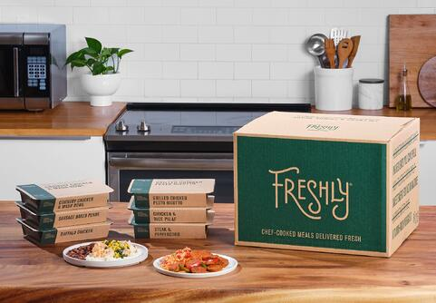 Freshly Meal Delivery Service-1