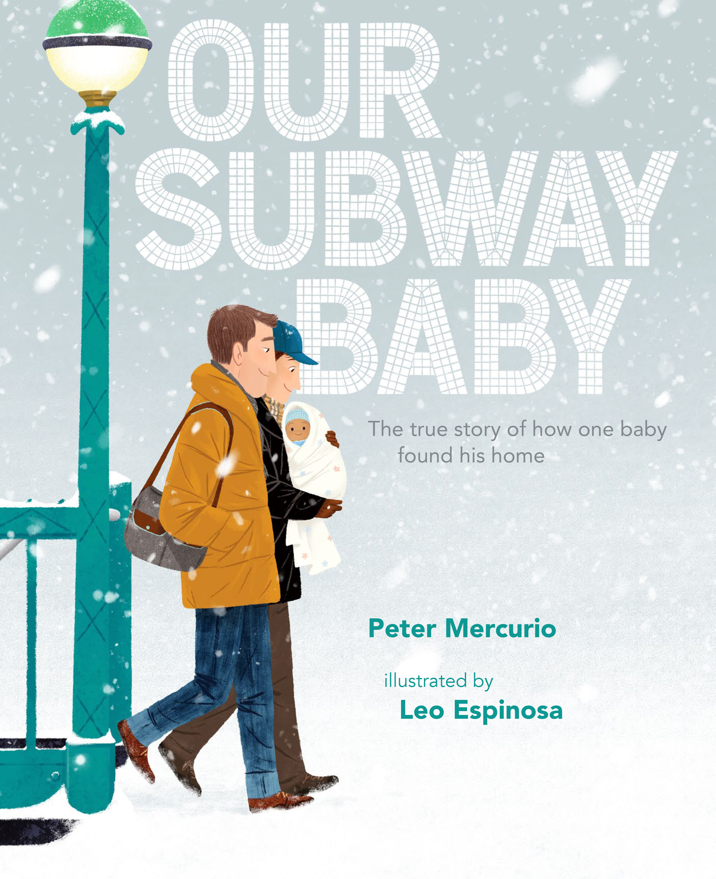 Our Subway Baby_Front Cover-1