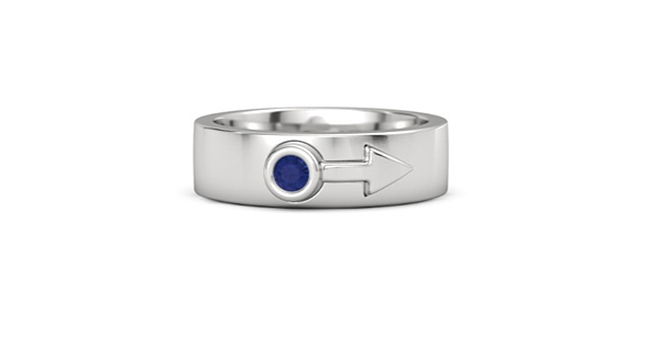 inclusive ring bands for gay men