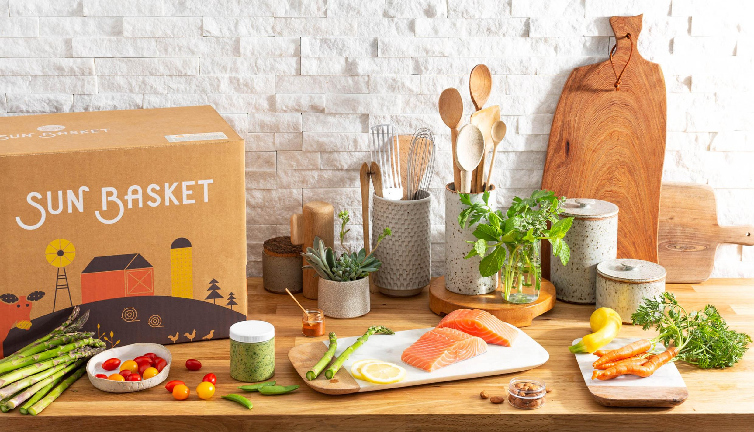 Sun Basket Meal Plan Delivery Company-1