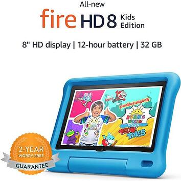 Tablets #1 Amazon Fire-1