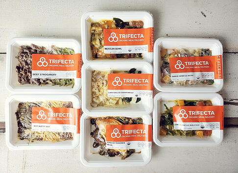 Trifecta Meal Delivery Service-1