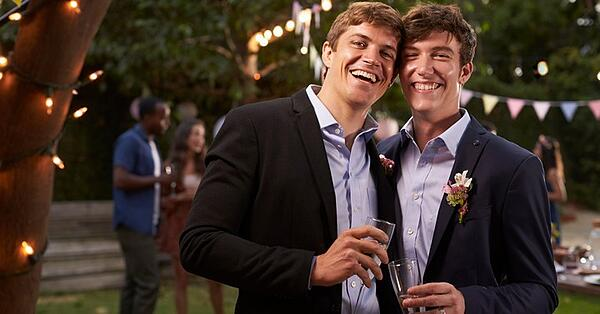 bucks night with your loved one gay bi trans wedding