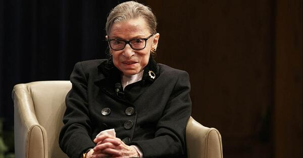 legacy of justice ginsburg