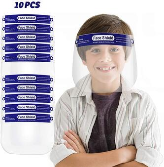 kids face shield back to school-1
