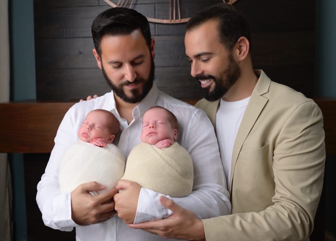 gay men family through surrogacy