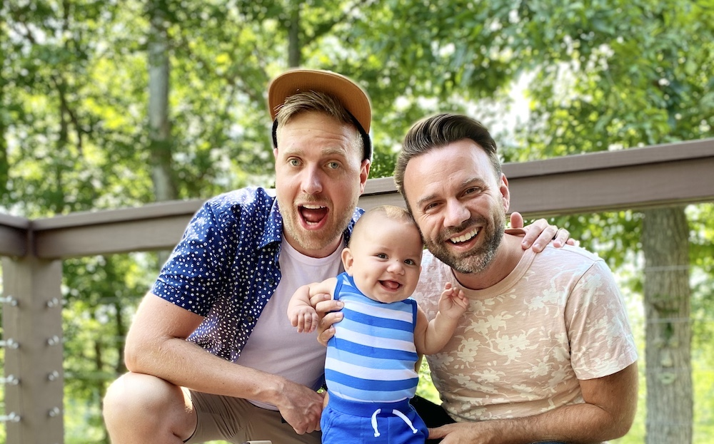 Heath And Carlos Become Dads Through Surrogacy