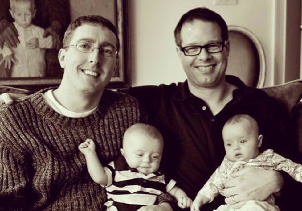 A Dad Reflects on How Far Fatherhood Has Come for Gay Men
