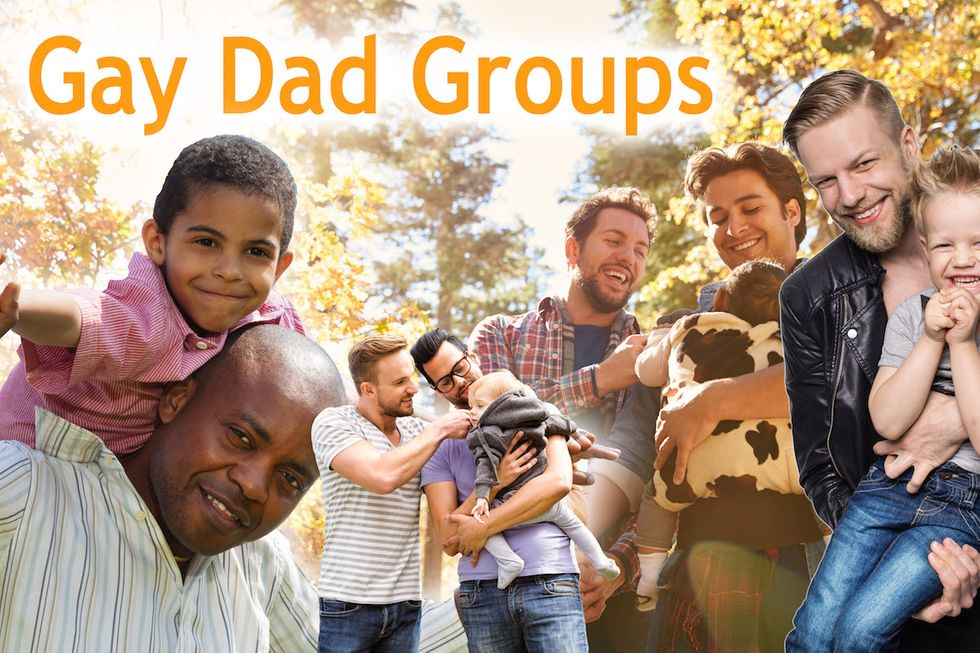 Where to Find Gay Dad Families in Your Area