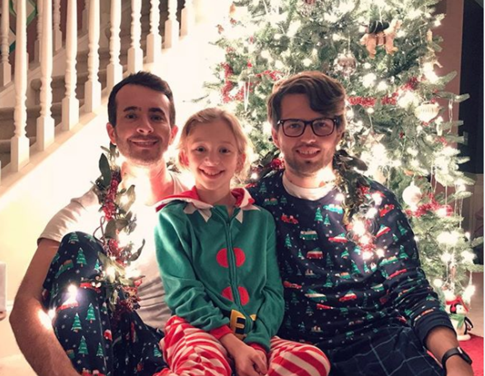 These Christmas Cards From Gay Couples Will Get You In The Holiday Spirit