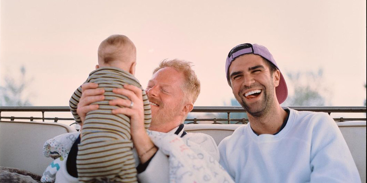 Jesse Tyler Says He's Raising His Son Gay Until He Decides He's Straight