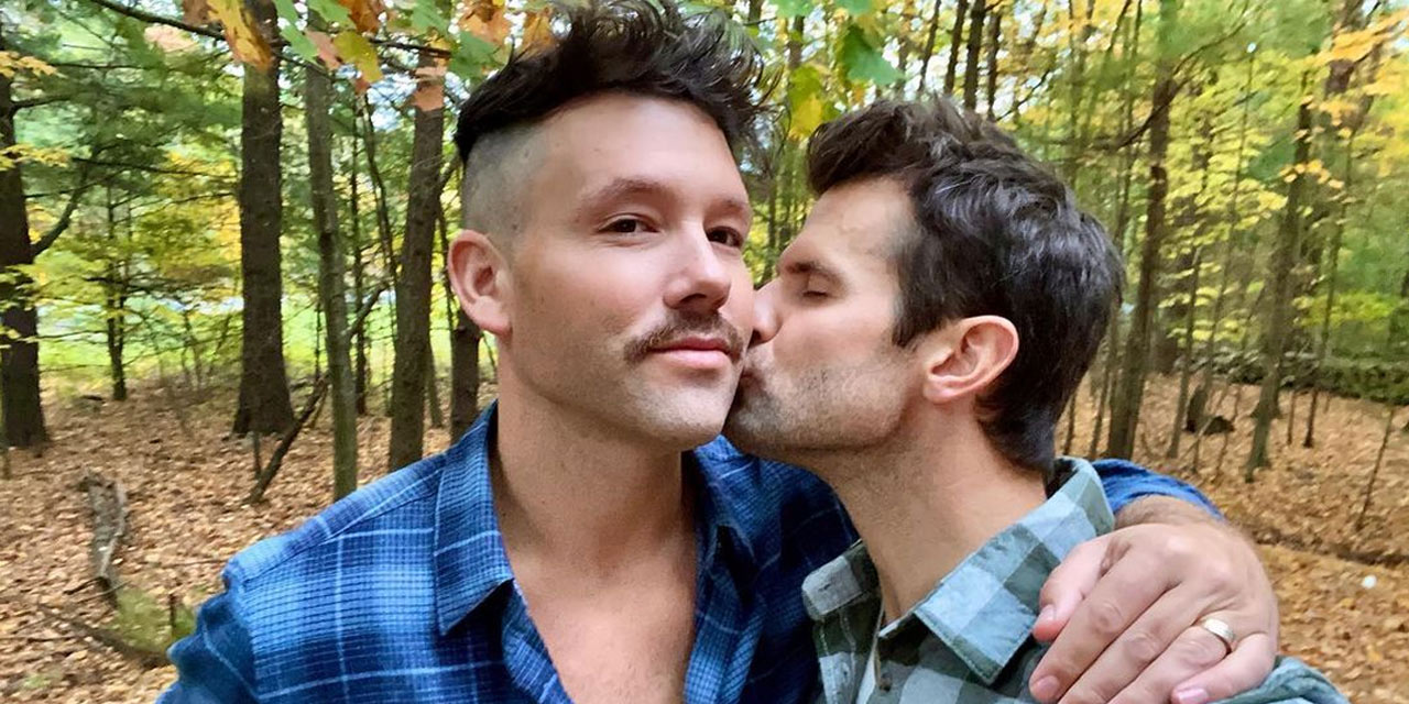 Actor Kyle Dean Massey and Husband Taylor Frey Announce Pregnancy