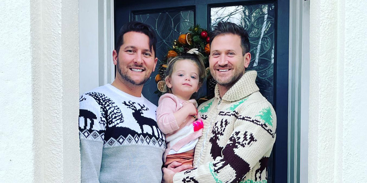 Gay Dads Overcame Medical Issues To Finally Have Their Child Through Surrogacy