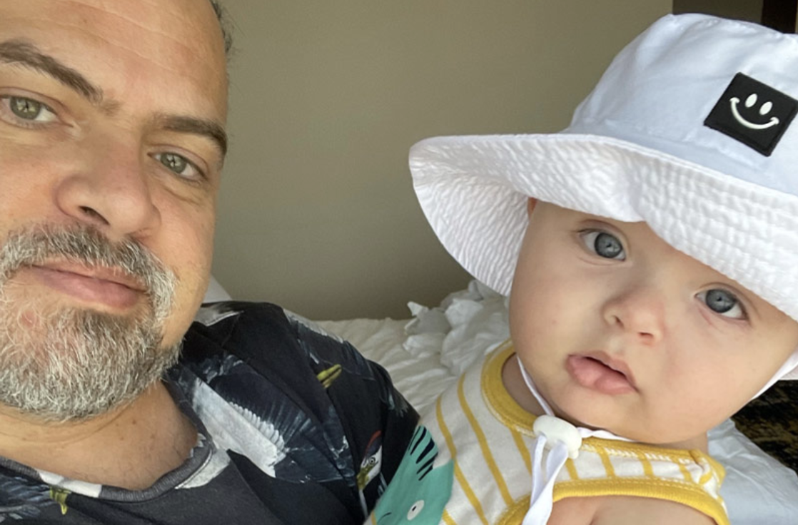 Single Dad Marco Spent Six Months Trying To Get Back in the U.S. With His Newborn