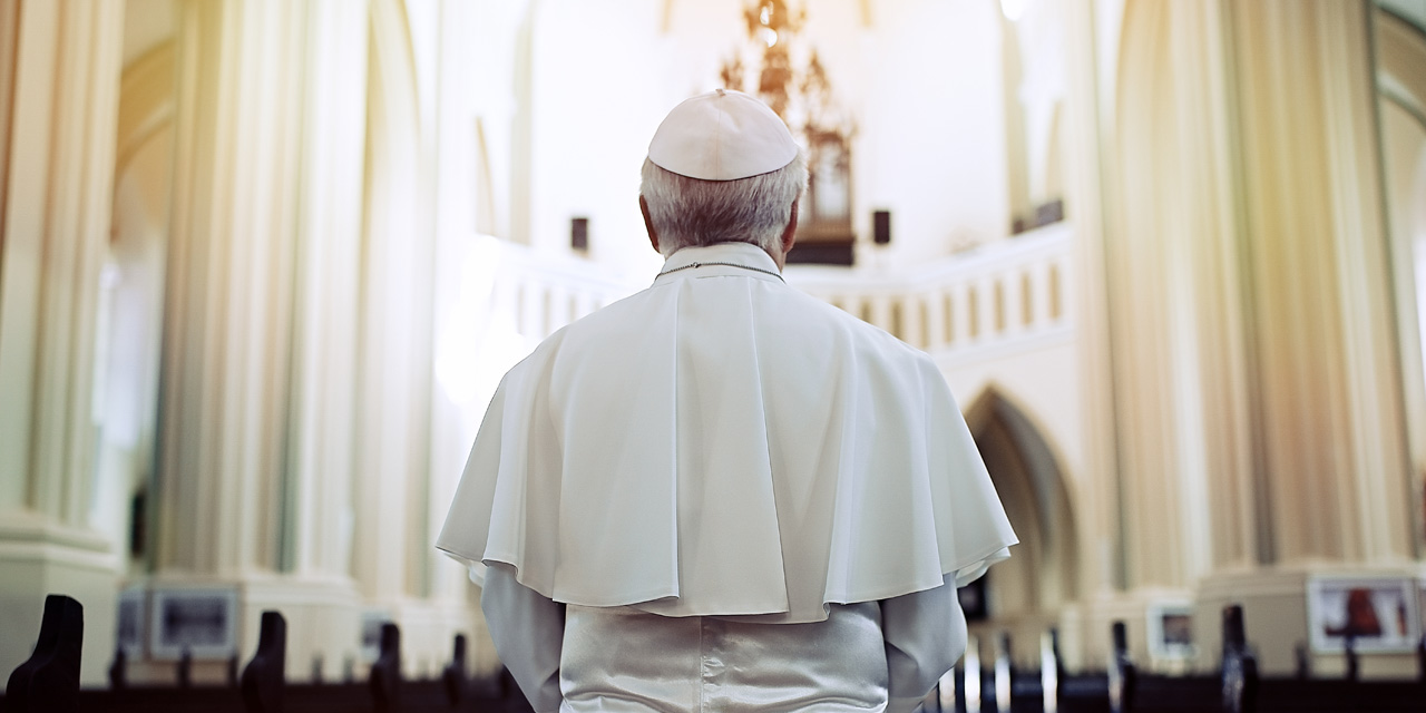 Celebrities speak out after Vatican says God can't bless gay unions.-