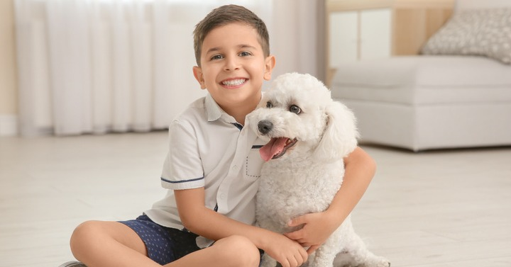 perfect pets for kids with allergies