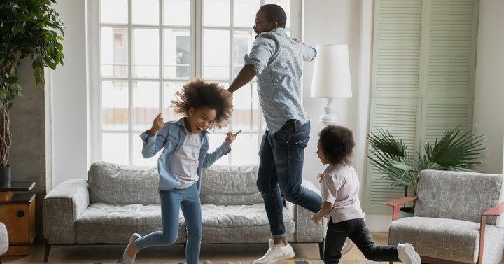 dance party family exercises to do together