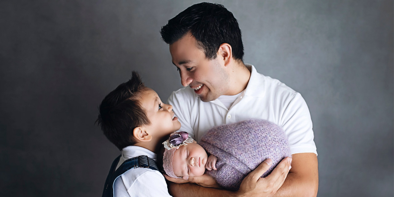 Single Dad Diego Fought For Parental Leave