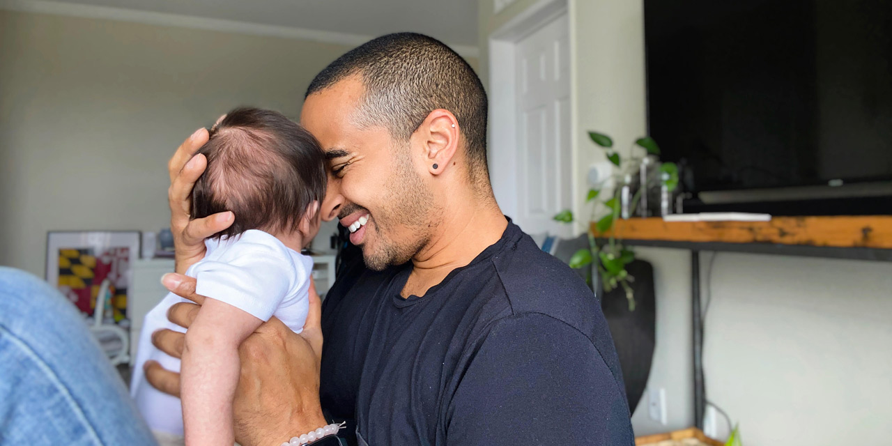 Fostering to Adopt Was The Right Path For Single Gay Dad Kevin